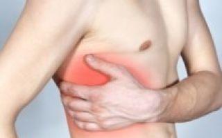 Симптомы перелома ребра, лечение и как спать