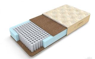 Какой матрас выбрать для новорожденного в кроватку: варианты моделей