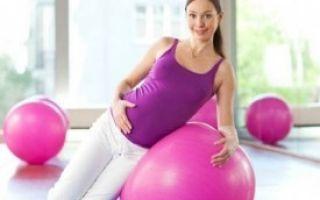 Полезен ли фитнес для беременных?