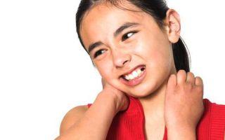 Головная боль в затылке — причины, лечение, профилактика