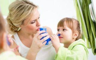 Синусит — симптомы и лечение у детей