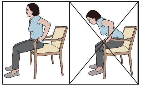 Реабилитация после эндопротезирования тазобедренного сустава дома