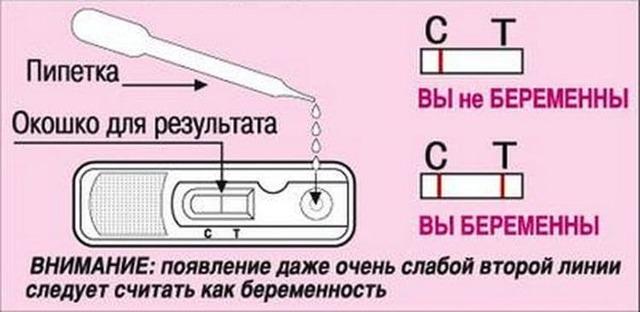 Как легко пользоваться тестом на беременность: инструкция