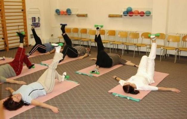 Комплекс упражнений для тазобедренного сустава при артрозе