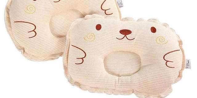 Выбираем качественную ортопедическую подушку для новорожденных