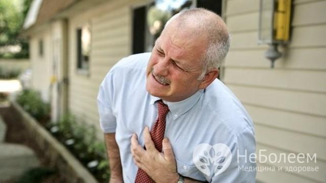 Инфаркт у мужчин и женщин: симптомы и первые признаки