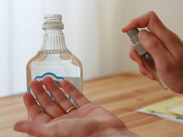 Использование спирта и йода и других средств при лечении ветрянки