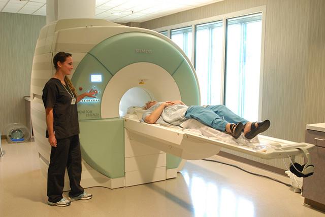 Как делается МРТ головного мозга