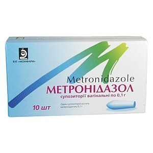 Метронидазол таблетки и свечи: инструкция по применению