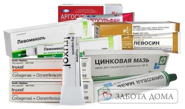 Чем лечить пролежни у лежачих больных
