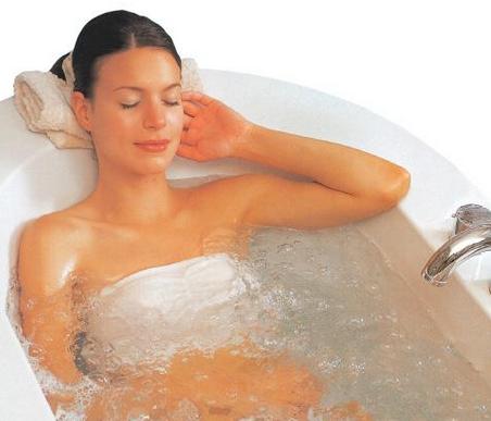 Скипидарные ванны в домашних условиях