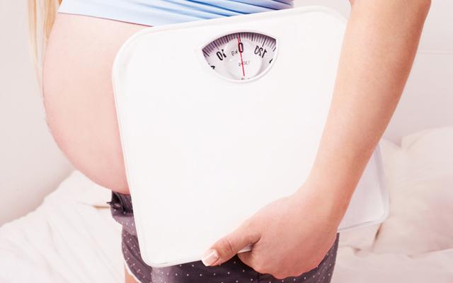 Калькулятор набора веса при беременности