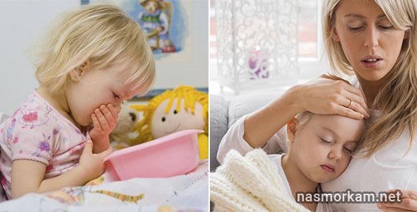 Как остановить приступообразный кашель у ребенка, причины кашля