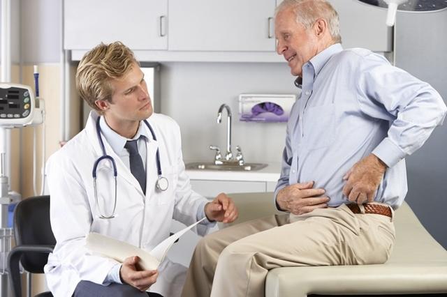 Паховая грыжа у мужчин, симптомы и лечение
