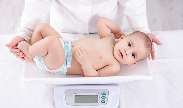 Таблица нормы набора веса у грудничков