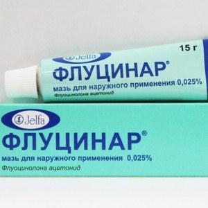 Мази от контактного дерматита: виды, применение, приготовление в домашних условиях