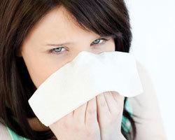 Как определить на что возникла аллергия, отличия аллергии и ОРВИ