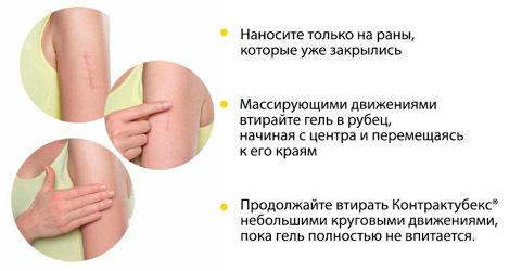 Контрактубекс от прыщей: самое эффективное лечение рубцов