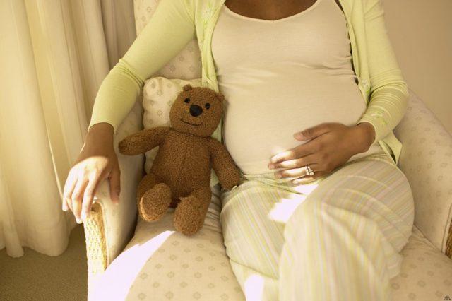 Плод на 26 неделе беременности