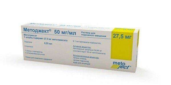 Применение Метотрексата при ревматоидном артрите