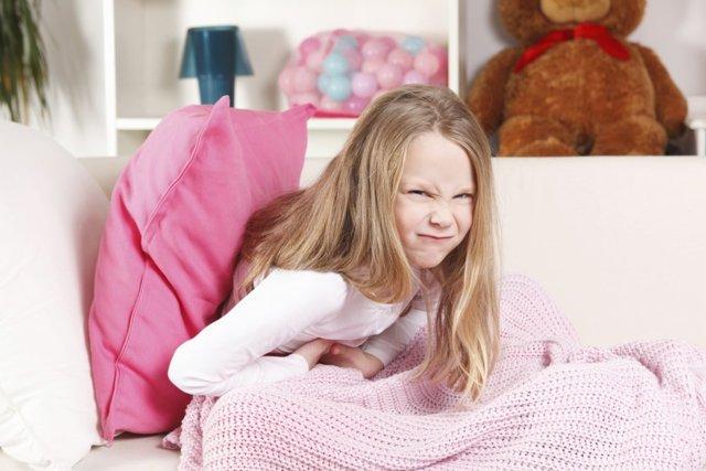 Что делать, если у ребёнка болит живот