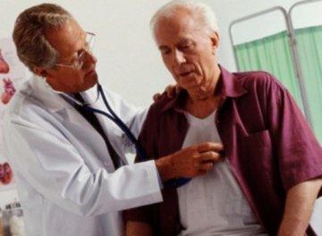 Одышка при сердечной недостаточности, лечение