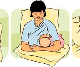 Как кормить грудью: основные правила прикладывания к груди