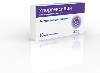 Хлоргексидин в гинекологии: инструкция по применению