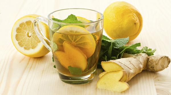 Чай с имбирем - польза и вред