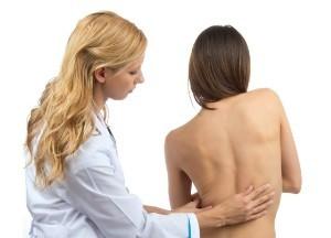 Сколиоз позвоночника у взрослых: диагностика, профилактика, лечение