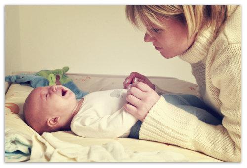 Недостаточность лактазы у грудных детей