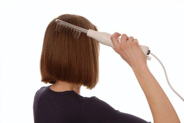 Отзывы об использовании дарсонваля для женских волос