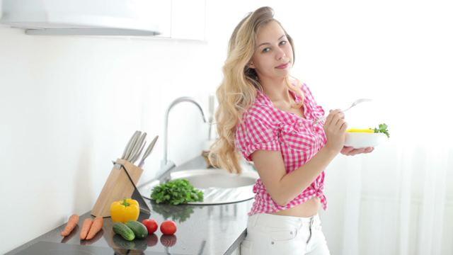 Принципы диеты для ускорения метаболизма