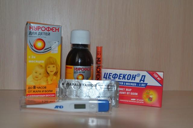 У ребенка температура 38, 39 без симптомов простуды (Высокая температура без признаков болезни)