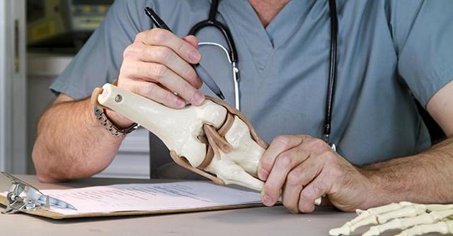 Лечебная реабилитация после артроскопии коленного сустава