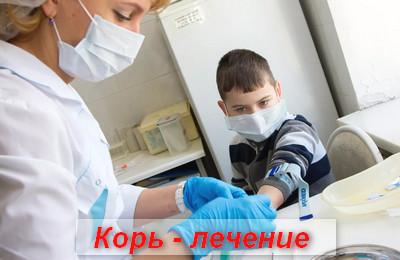 Корь у детей: симптомы, лечение, профилактика