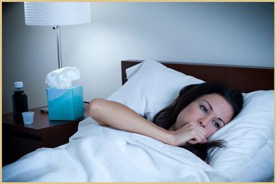 Почему кашель усиливается ночью, эффективные способы лечения