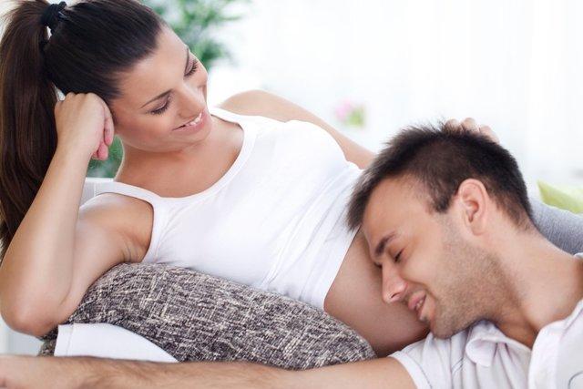 12 недель беременности: что происходит с мамой и малышом