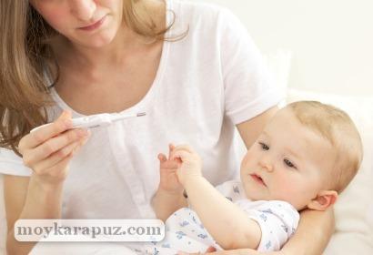 Температура у ребенка без симптомов