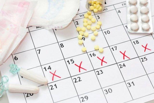 Все возможные причины задержек месячных, кроме беременности