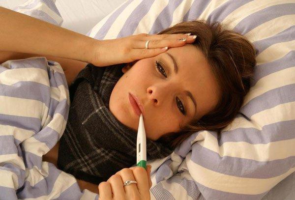 Как снизить высокую температуру тела в домашних условиях