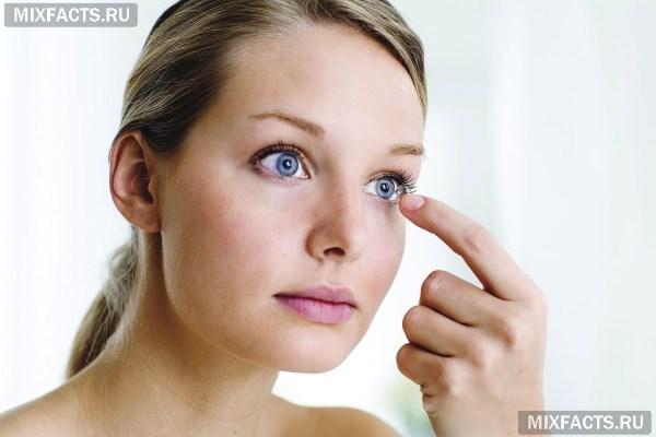 Ночные ортокератологические линзы для глаз
