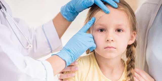 Признаки сотрясения мозга у ребенка