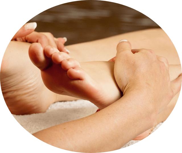 Лечение плоскостопия при помощи массажа стоп