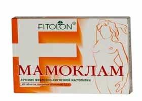 Мастопатия молочной железы, симптомы и признаки