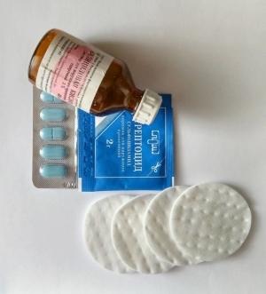 Стрептоцид от прыщей: выбирайте мазь, порошок или таблетки
