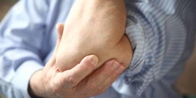 Бурсит локтевого сустава: симптомы и лечение