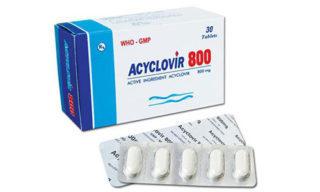 Мазь и таблетки Ацикловир при ветрянке у детей - отзывы, дозировка