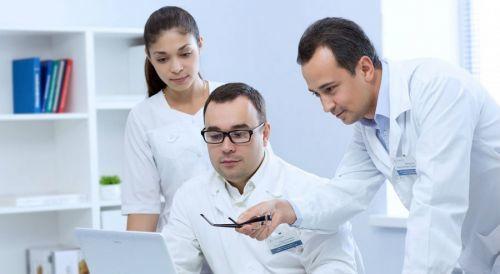 Локализация и лечение без операции послеоперационной грыжы брюшной полости