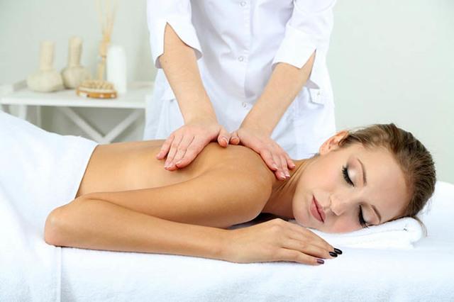 Эффективный лимфодренажный массаж для всего тела